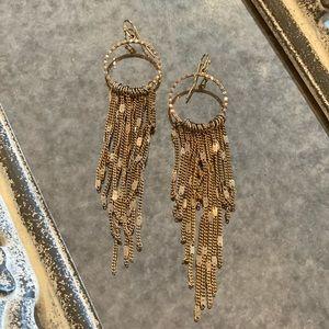 WHBM Gorgeous Long Earrings
